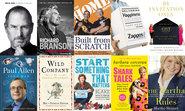 Dešimties įkvepiančių verslo lyderių biografijos