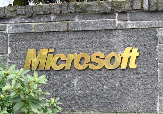"""""""Microsoft"""" reorganizacija"""