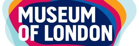 Londomo muziejaus logotipas perteikia istoriją
