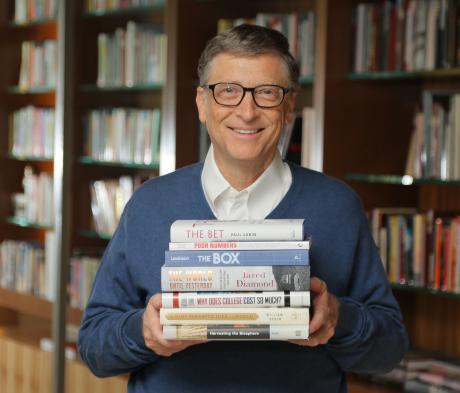 Bilas Geitsas (Bill Gates)
