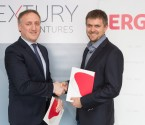 """ERGO bendradarbiaus su """"Nextury Ventures"""" kuriant inovacijas draudimo srityje"""