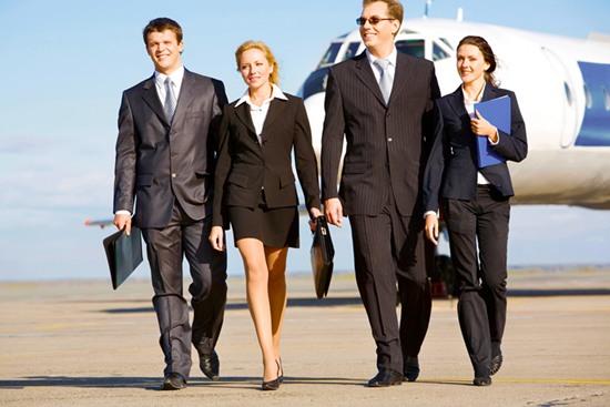 Kaip pasiruošti verslo kelionei