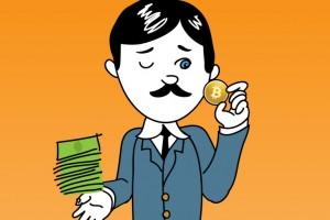 Nuo prekių mainų iki bitkoinų