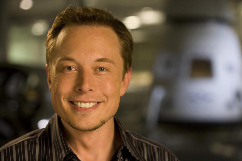 Elon Musk sėkmės paslaptis